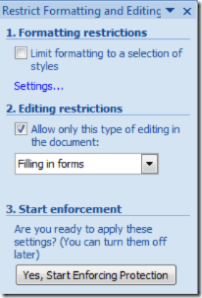 Form And Function In Word 2007 The Schlog