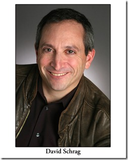 David Schrag headshot 2009